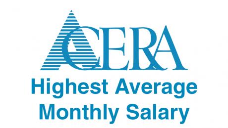 Highest Average Monthly Salary