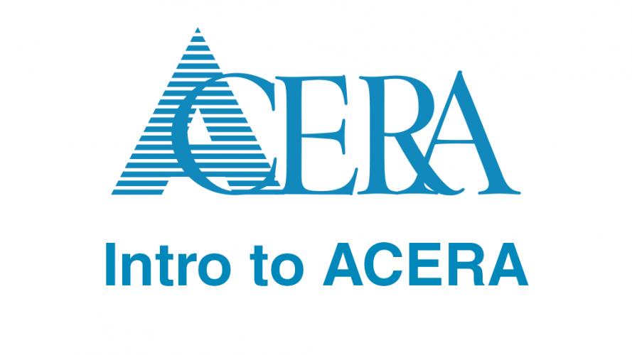 Your ACERA Retirement Benefits